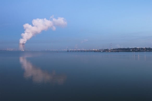 Kerncentrale van Doel.