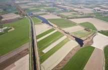 Leopoldkanaal en de Oostpolderkreek.