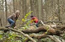 Kinderen in de natuur