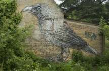 Graffiti te Doel.