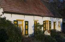 Dijkhuisje in Rapenburg.
